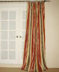 Drapes Discount Silk Drapes And Curtains Stripe Silk Drapes And Curtains Made
