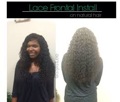 Hair Extensions Louisville Ky by Full Head Sew In With Lace Frontal Fully Sewn Using Indique Hair