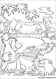disney movies coloring pages 106 best disney jungle book coloring pages disney images on