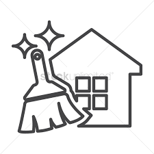 free house cleaning stock vectors stockunlimited