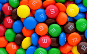 m and m chocolate characters