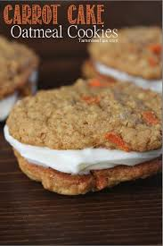 carrot cake oatmeal cookies recipe discover more ideas about