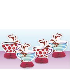 Mad Hatter Decorations Tea Party Birthday Party Supplies Canada Open A Party