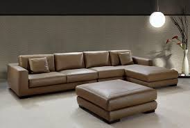 Large Brown Leather Sofa Corner Leather Sofa Inspiration Home Design And Decoration