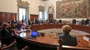 convocazione consiglio dei ministri il consiglio dei ministri ha impugnato la legge 8 della regione
