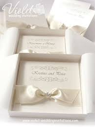 wedding invitations in a box 10 imposing ivory wedding invitations which for you
