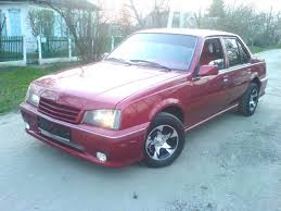 opel rat 1986 opel ascona pictures 1600cc gasoline ff manual for sale