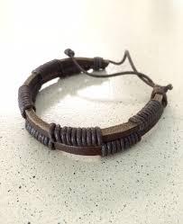 leather bracelet knots images 06152016 rope knot leather bracelet iconic wristwear jpg
