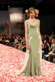 colored wedding dresses in fall 2013 collections photos huffpost