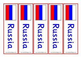 russia bookmarks