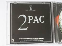 cd 2pac more best works on death row com luva importado r