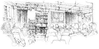 gabi u0027s book signing seeing thinking drawing