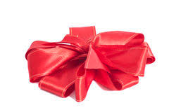 big present bow satin gift bow ribbon stock photos royalty free pictures