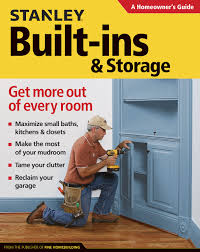 stanley built ins and storage editors of fine homebuilding