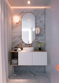 Powder Room Design Studio Suite Hotel Room On Behance Bathroom Interior Design
