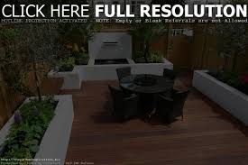 cool decking designs for small gardens for your home design