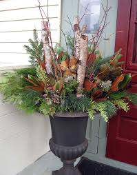288 best outdoor urns and arrangements images on