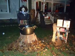 28 halloween outdoor decorations 25 cool and scary