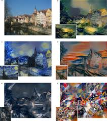 computer deep learning algorithm painting masters 12