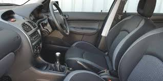 peugeot expert interior peugeot 206 review confused com