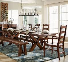 pottery barn toscana extending dining table alfresco brown pottery barn