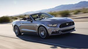 2016 Cobra Mustang 2015 Ford Mustang Convertible Headed To Dealers Autoweek