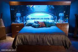 chambre aquarium décoration chambre aquarium