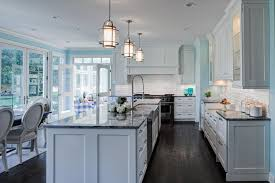traditional kitchen design ideas with white cabinet also small