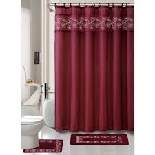 Bathroom Contour Rug 15 Pc Bathroom Accessories Set Bath Mat Contour Rug Shower