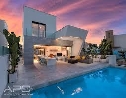 design villa design villa with sea views infinity pool garage