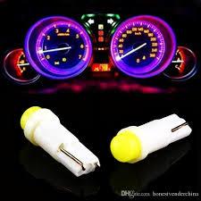 Car Interior Leds T5 W1 2w W3w 509t Car Interior Led Light Auto Wedge Gauge