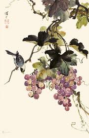 76 best grapes painting images on pinterest grape drawing