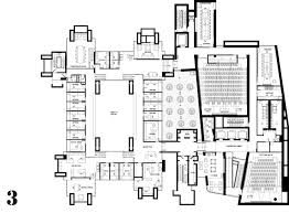 architectural building plans gallery of yale architecture building gwathmey siegel