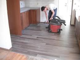 Resilient Plank Flooring Stylish Plus Vinyl Plank Flooring On Floor 0 Pertaining To