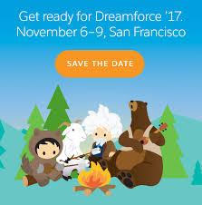 Salesforce Events  Dreamforce  Salesforce World Tour  Cloudforce     Salesforce com Upcoming events