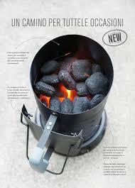 accensione camino accessorio barbecue camino per accensioni carbone per barbecue