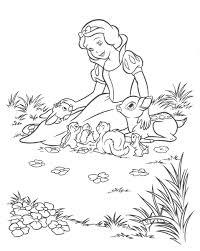 disney princess snow white coloring pages womanmate com