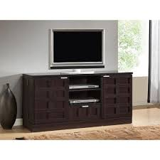 tv stands with cabinet doors manhattan comfort vanderbilt nut brown entertainment center 2