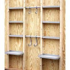 unicaddy wall mounted shelves garage shelves u0026 racks the