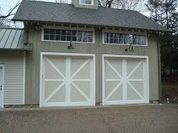 Garage House Kits by Backyards Chi Fiberglass Carriage House Garage Door Model Series