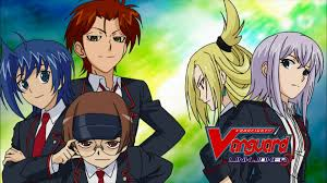 cardfight vanguard episode 118 cardfight vanguard official animation youtube