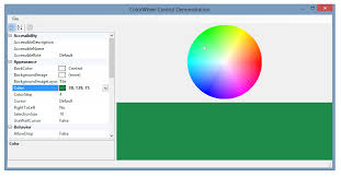 colorpicker controls for windows forms articles and information