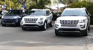 ford explorer 2 0 ecoboost review 2016 ford explorer drive review what s and different