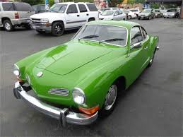 Karmann Ghia Interior Classic Volkswagen Karmann Ghia For Sale On Classiccars Com 34