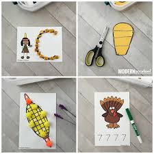 turkeys motor busy bins modern preschool