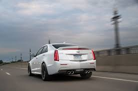 fast times at the cadillac v performance academy automobile magazine