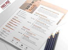 Free Templates For Resumes 33 Free Resume Cv Templates To Help You Get Your Job Naldz