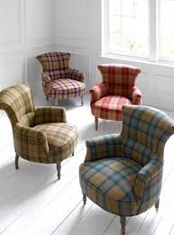 Wingback Chair Brisbane Tartan Armchairs Foter