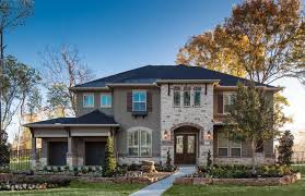 builders offer new home designs in sienna plantation houston