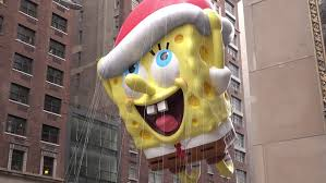 new york city ny november 26 spongebob square balloon